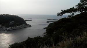 見晴台からの景色