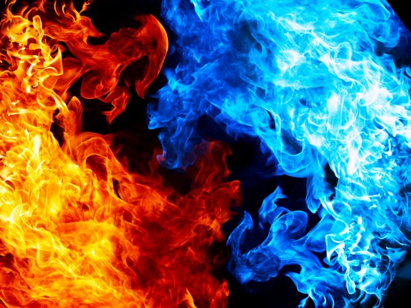 lights-flames-black-background
